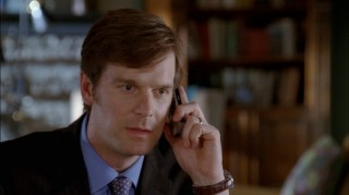 "Nick George (Peter Krause) is the central character of ""Dirty Sexy Money"" but only because phone calls like these allow him to connect viewers with the scandalous Darling family."