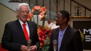 Strange bedfellows unite in Season Two, as Tripp Darling (Donald Sutherland) and Simon Elder (Blair Underwood) enter into an unholy alliance.