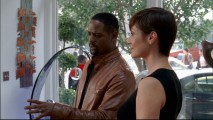 The villainous Simon Elder (Blair Underwood) rarely appears alongside the angelic Lisa George (Zoe McLellan), but Season Two finds an interesting angle at which their paths can cross.