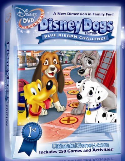 disney dvd game world disney princess edition disney dogs