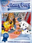 Disney DVD Game World: Disney Dogs Edition - click for larger view of cover art