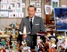 Late in his life, talking about Disneyland projects seemed to bring Walt Disney more excitement than anything else.