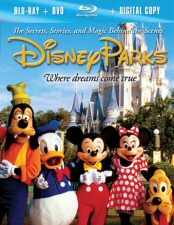 Buy Disney Parks: The Secrets, Stories, and Magic Behind the Scenes on Blu-ray + DVD + Digital Copy from Amazon.com