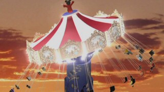California Adventure's new Silly Symphony Swings will apparently feature blinding light.