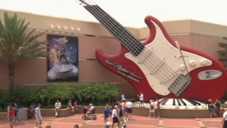 I don't wanna miss... this unusually low crowd level at Rock 'n Rollercoaster Starring Aerosmith in Disney's Hollywood Studios.