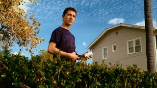 "In ""Disturbia"", Kale Brecht (Shia LaBeouf) is confined to his own property for the summer and left to wonder about his suburban neighborhood's secrets."