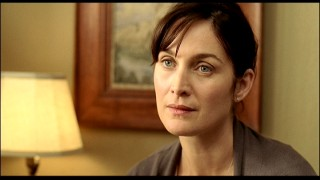 Carrie-Ann Moss appears in several of the deleted scenes.