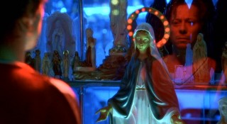 Jean-Do has an epiphany in front of an electric Virgin Mary in Lourdes, but it's not the appeasing one you might expect.