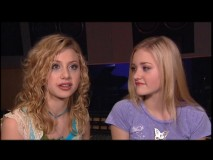 "Aly & AJ talk about ""Zip-A-Dee-Doo-Dah"" but never get to perform it."