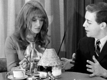 Confident, young Julie Christie answers most of the questions asked by this evidently enamored journalist.