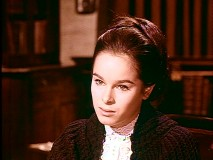 To confirm that she wasn't cast for her last name, Geraldine Chaplin's letter-reading screen test is preserved.