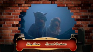 Ace and Colleen make a moonlit appearance on the simple DVD's brick-bursting main menu montage.
