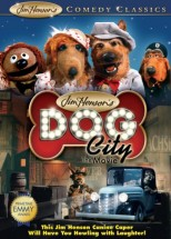 Jim Henson's Dog City: The Movie DVD cover art