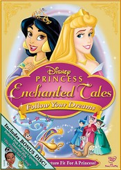 Buy Disney Princess Enchanted Tales: Follow Your Dreams with Bonus Disc from Amazon.com