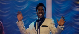 From Beverly Hills Cop to Miami lounge singer, Eddie Murphy's performance in Dreamgirls is not only dramatic, but also musical.
