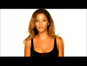 "Beyonce Knowles stares down the camera in her music video for ""Listen""."