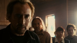 Nic Cage stands up to the Satanists who killed his daughter and abducted his granddaughter.