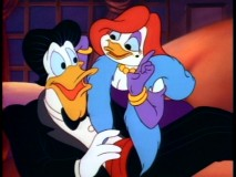 "Mistaken for ""Double-O-Duck"", Launchpad is again in an unfamiliar world."