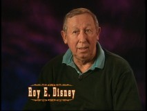 "Roy E. Disney is on hand to celebrate ""Dumbo"" with the rest of us."