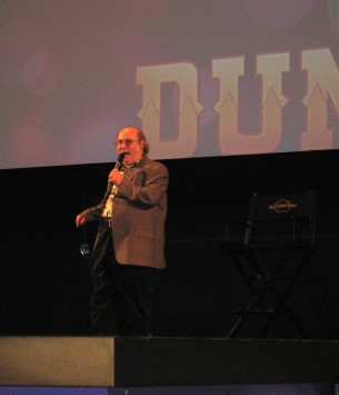 Veteran Disney animator Eric Goldberg was the night's emcee.