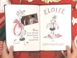 Eloise at Christmastime's Main Menu