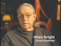 'Eloise' Illustrator Hilary Knight recalls Kay Thompson.