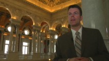 "Matt Raymond, Director of Communications for the Library of Congress, gives a personal tour of the landmark in ""Eagle Eye on Location: Washington D.C."""