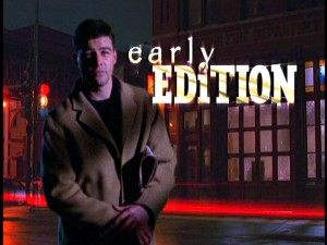 Night falls on Gary Hobson at the end of each of the 23 half-minute episodic promos provided.