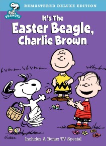 It's the Easter Beagle, Charlie Brown: Remastered Deluxe Edition DVD cover art - click to buy DVD from Amazon.com
