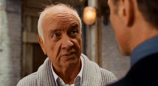 Semyon (Armin Mueller-Stahl) is just a warm old Russian man with a restaurant that serves tasty borscht... or is he?