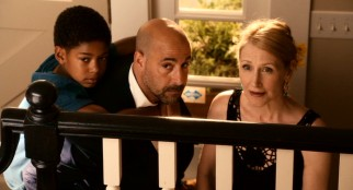 Olive's family -- adopted brother Chip (Bryce Clyde Jenkins), father Dill (Stanley Tucci), and mother Rosemary (Patricia Clarkson) -- is a flavorful source of amusement and support.
