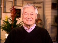 Roger Corman looks quite pleased with the Ron Howard career funny he just made in the DVD's short video introduction.