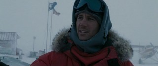 "In his first Disney movie since ""Meet the Deedles"", Paul Walker plays knowledgeable Antarctica expedition guide/dog handler Jerry Shepard in ""Eight Below."""