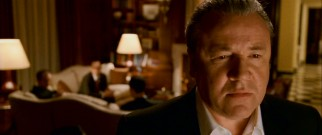 Ambiguity can only make a character so interesting, as we see in Ray Winstone's stealthy agent Darius Jedburgh.