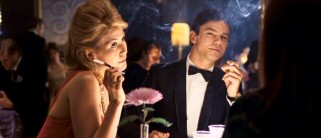 Socializing with David gives Jenny new companions in the vapid Helen (Rosamund Pike) and tired-looking Danny (Dominic Cooper).