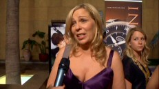 "Director Lone Scherfig reflects on her film while ""Walking the Red Carpet"" at its Grauman's Egyptian Theatre premiere."