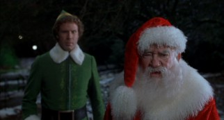 The Central Park sleigh troubles of Santa Claus (Ed Asner) offer just the opportunity for Christmas Eve heroism that Buddy (Will Ferrell) could use.