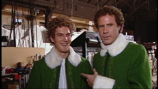 "Will Ferrell interrupts an interview with stunt double Mike Carpenter to make sure we know it isn't him in ""Film School for Kids."""