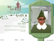 "On DVD-ROM, you can ""Be an Elf"", but you'd probably rather not. After all, if Turtle Guy's picture is this boring, what do you think a normal person's would be like?"