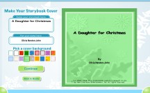 "You'll probably expect more than what you get from the DVD-ROM activity ""Make Your Own Storybook."""