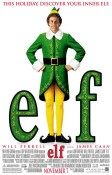 Elf (2003) movie poster