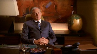 Victor Garber oozes authority as managing partner Jordan Wethersby, Eli's boss and potential father-in-law.