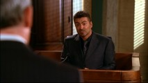 "George Michael takes the witness stand as the lyrics to ""I Want Your Sex"" are questioned."