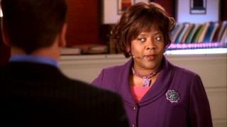 That Eli and his assistant Patti (Loretta Devine) have long had a special relationship doesn't mean there won't be sass.