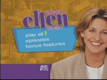 Ellen: The Complete Season One - Main Menu