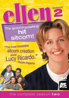Buy Ellen: The Complete Season Two from Amazon.com