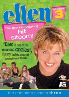 Buy Ellen: The Complete Season Three from Amazon.com