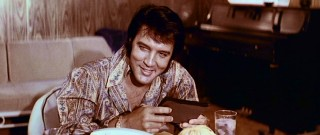 "Elvis reads some cards from ""well-wishers"" in one of the more down-to-earth passages that's extended in the Special Edition."