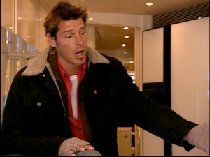 Ty Pennington calls the shots.