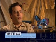 Show Creator Tom Forman in the making-of featurette.